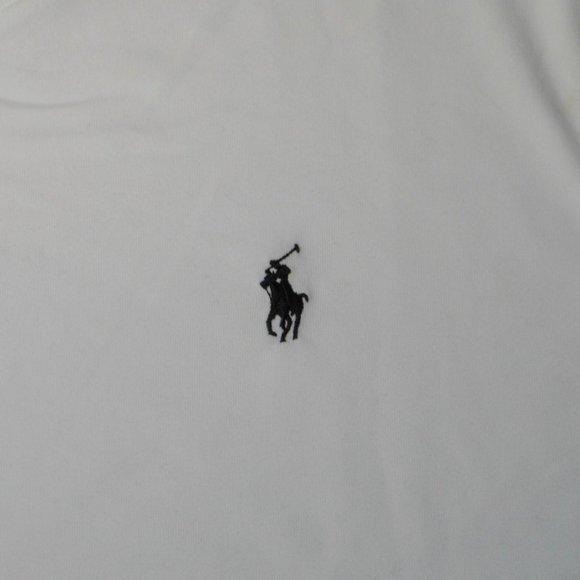 New Polo Ralph Lauren Performance L/S T shirt.